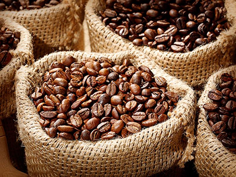 El comercio del café