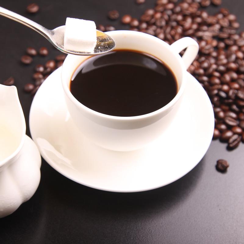 El azúcar blanquilla uno de los edulcorantes más comunes para el café