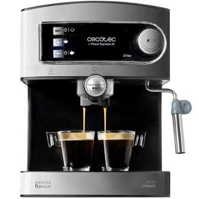 Comprar Cafetera Cecotec Power Espresso 20