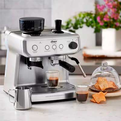 Cafeteras express manuales Oster