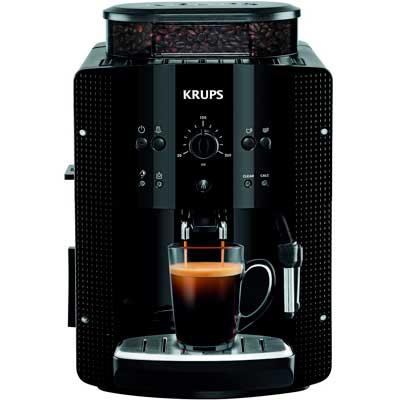 Comprar cafetera super automática Krups EA8108 Roma