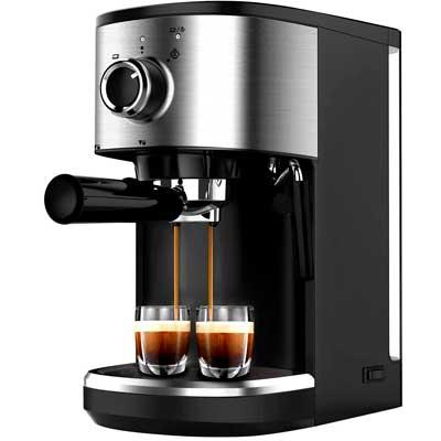Cafetera Express Doméstica Manual para tu casa